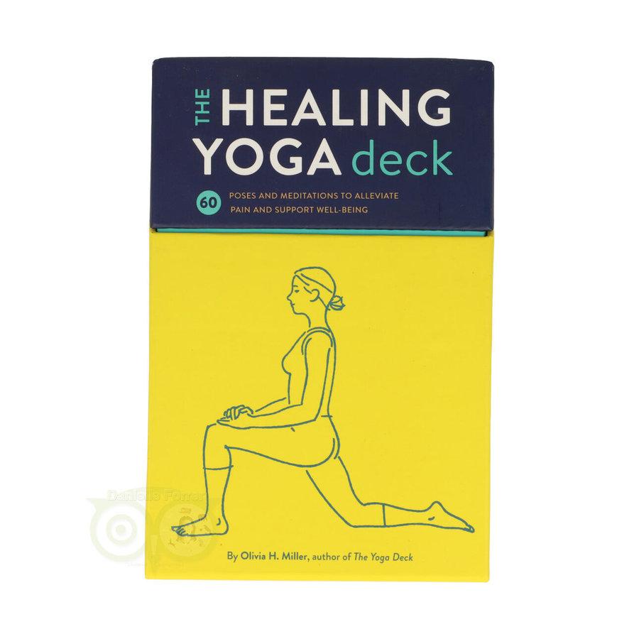 The Healing Yoga Deck - Olivia H. Miller-1