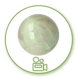 Edelstenen bollen Video | Edelstenen Webwinkel - Webshop Danielle Forrer