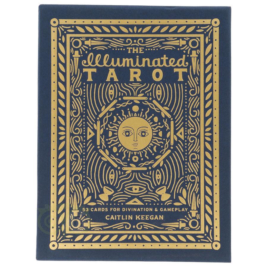 The Illuminated Tarot - Caitlin Keegan-2