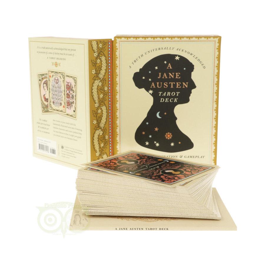 Jane Austen Tarot Deck - Jacqui Oakley-1