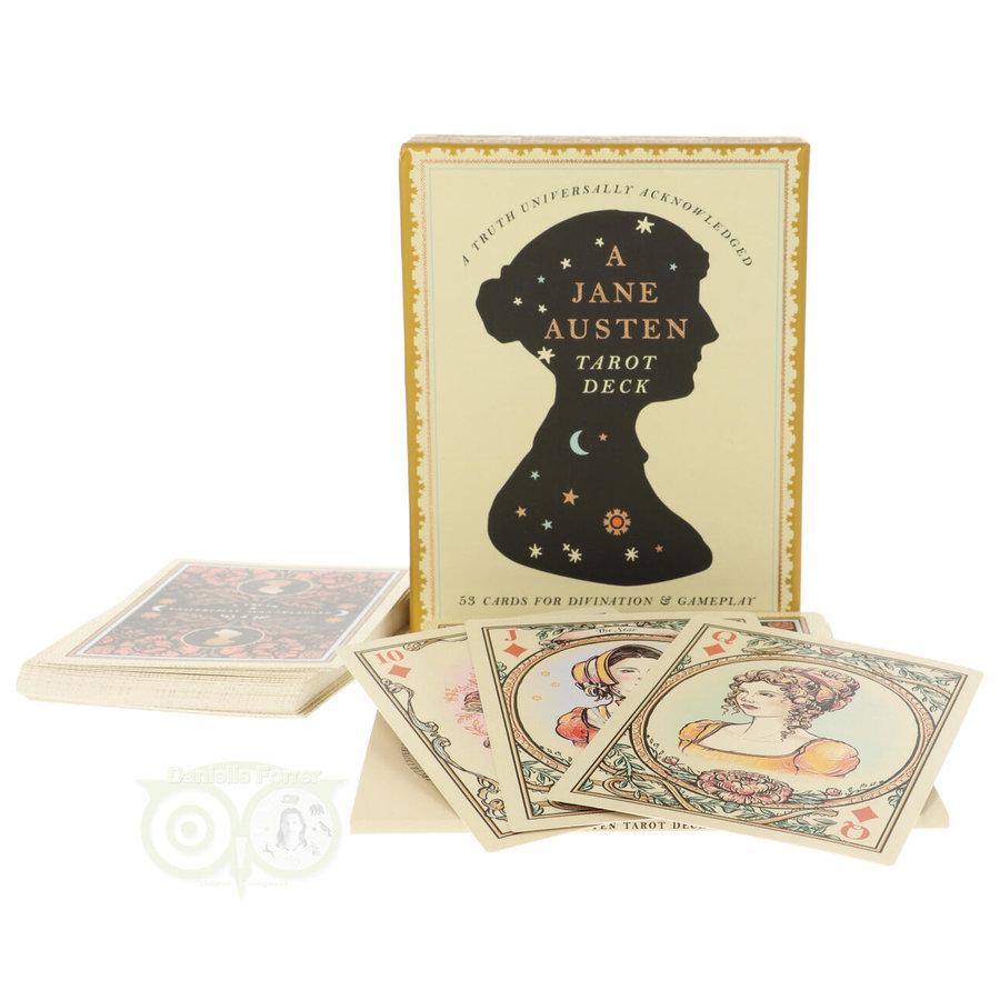 Jane Austen Tarot Deck - Jacqui Oakley-2