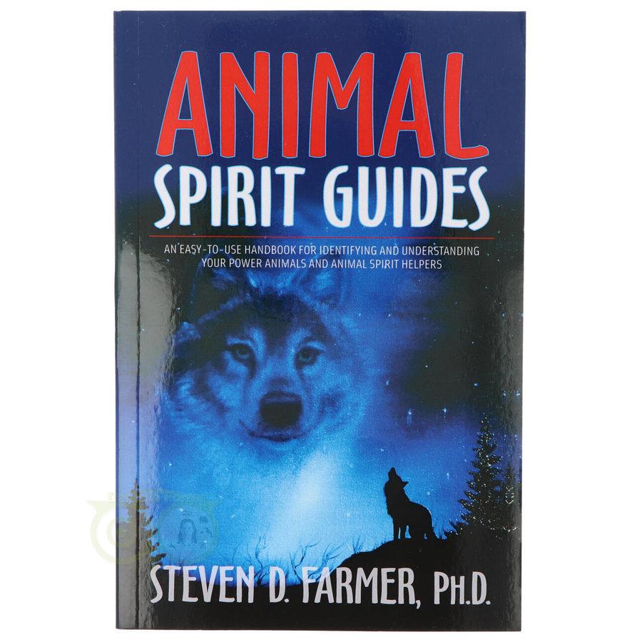 Animal Spirit Guides - Steven D. Farmer, PH.D.-1