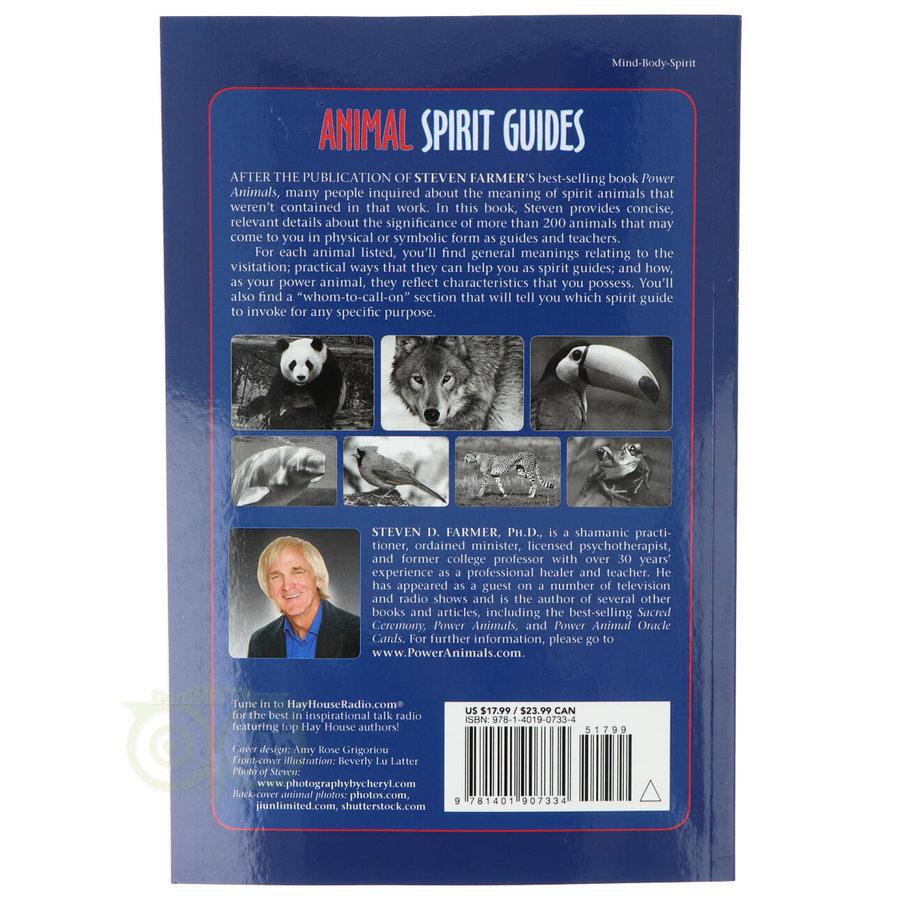 Animal Spirit Guides - Steven D. Farmer, PH.D.-2