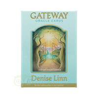 thumb-Gateway Oracle Cards - Denise Linn-2