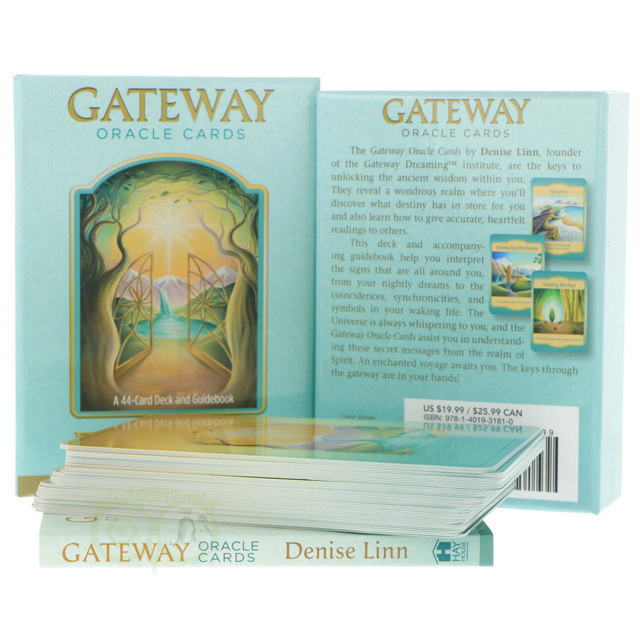 Gateway Oracle Cards - Denise Linn-1
