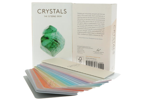 Crystals The stone deck - Andrew Smart