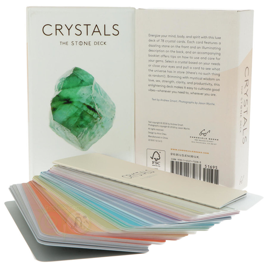 Crystals The stone deck - Andrew Smart-1