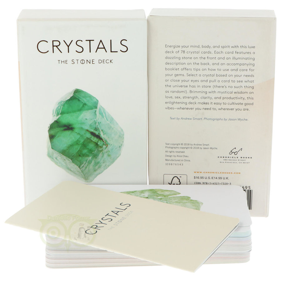 Crystals The stone deck - Andrew Smart-2