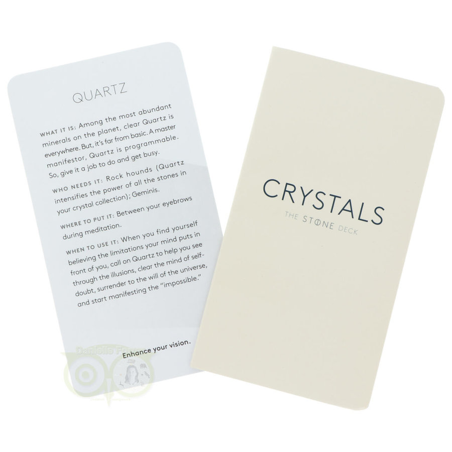 Crystals The stone deck - Andrew Smart-6