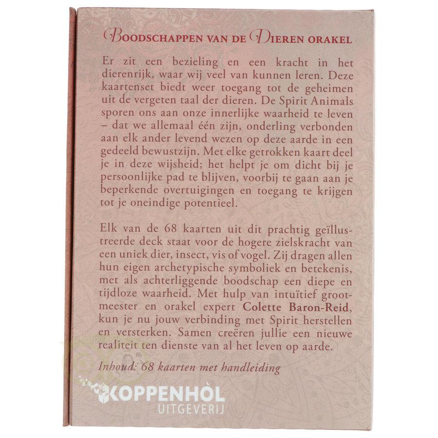 Boodschappen van de Dieren orakel - Colette Baron-Reid-6