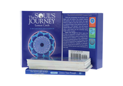 The Soul's Journey Lesson Cards - James Van Praagh