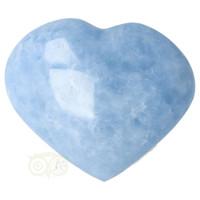 thumb-Blauwe Calciet hart Nr 31 -380 gram-1