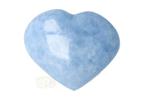 Blauwe Calciet hart Nr 31