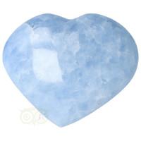 thumb-Blauwe Calciet hart Nr 31 -380 gram-3