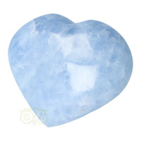 thumb-Blauwe Calciet hart Nr 31 -380 gram-4