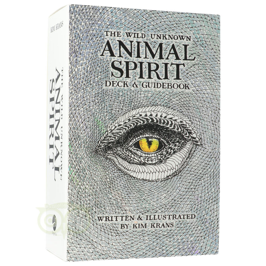 The wild unknown Animal spirit deck - Kim Krans-2