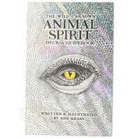 thumb-The wild unknown Animal spirit deck - Kim Krans-4