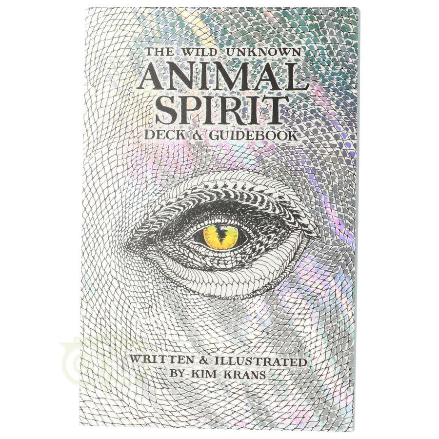 The wild unknown Animal spirit deck - Kim Krans-4