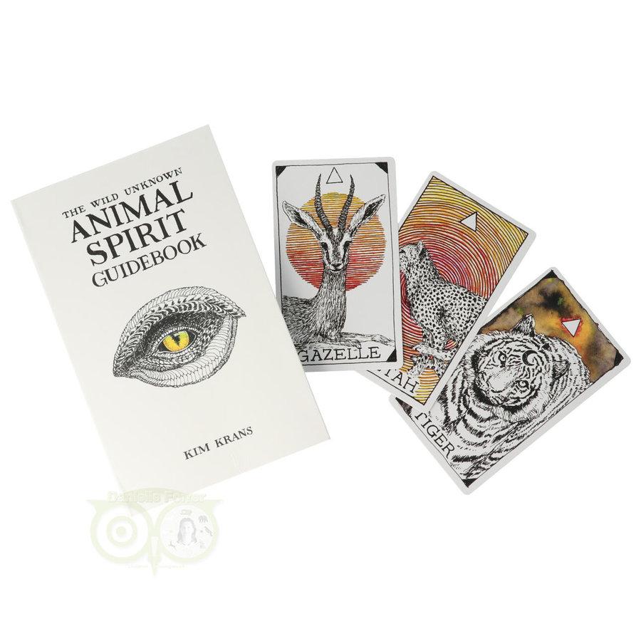 The wild unknown Animal spirit deck - Kim Krans-8