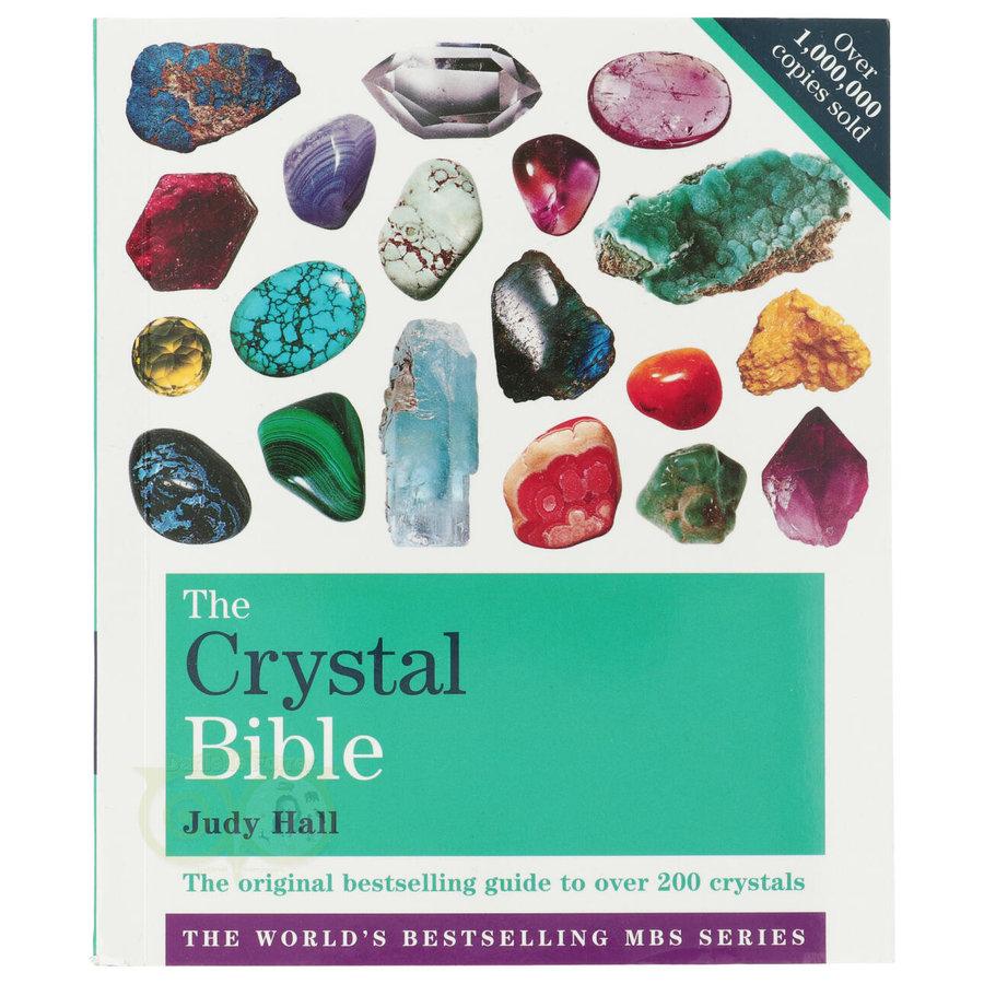 The Crystal Bible - Judy Hall-1