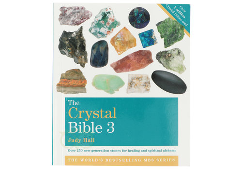The Crystal Bible 3 - Judy Hall