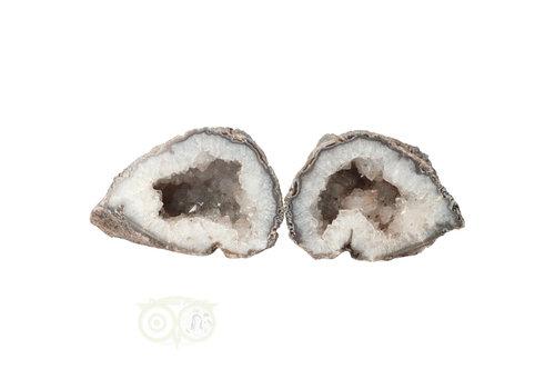 Geode paartje Nr 38 - 329 gram