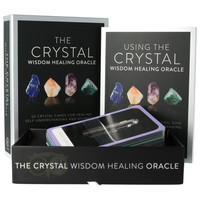 thumb-The Crystal Wisdom Healing Oracle - Judy Hall-1