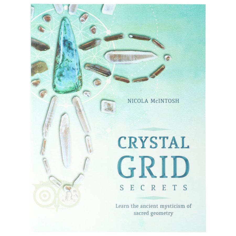 Crystal Grid Secrets - Nicola McINTOSH-1