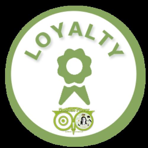 Sparen voor korting - Loyalty
