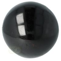 thumb-Zwarte Toermalijn Bol Ø 7.61 cm - 719 gram-6