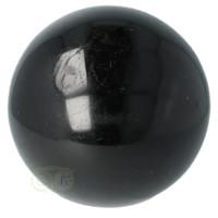 thumb-Zwarte Toermalijn Bol Ø 7.61 cm - 719 gram-9