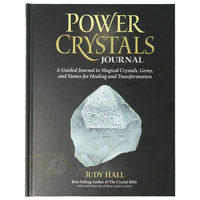 thumb-Power Crystals Journal – Judy Hall-1