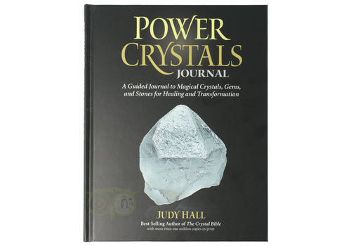 Power Crystals Journal – Judy Hall