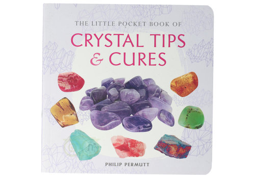 The little pocket book of Crystal tips & cures – Philip Permutt