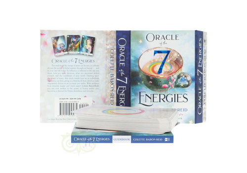 Oracle of the 7 Energies - Colette Baron-Reid
