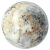 Dendriet Opaal - Agaat bol Nr 1 - 949 gram