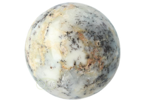 Dendriet Opaal- Agaat bol - Ø 9.2 cm