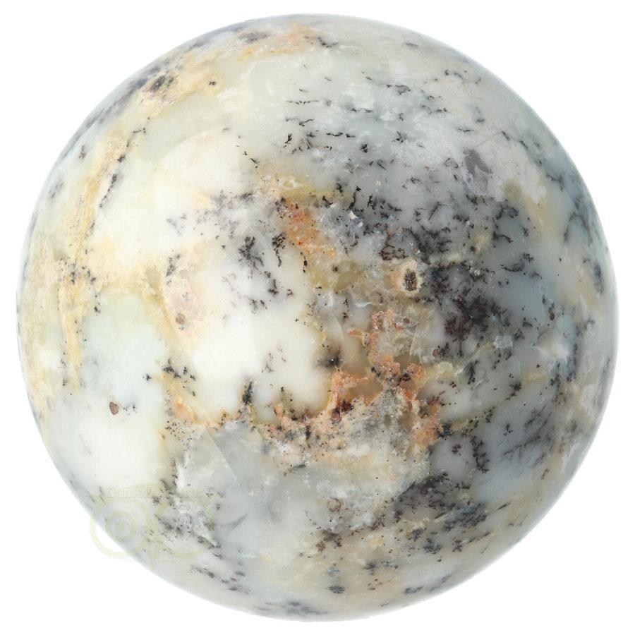 Dendriet Opaal - Agaat bol Nr 1 - 949 gram-2