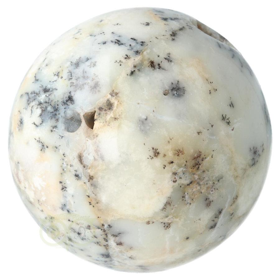 Dendriet Opaal - Agaat bol Nr 1 - 949 gram-4