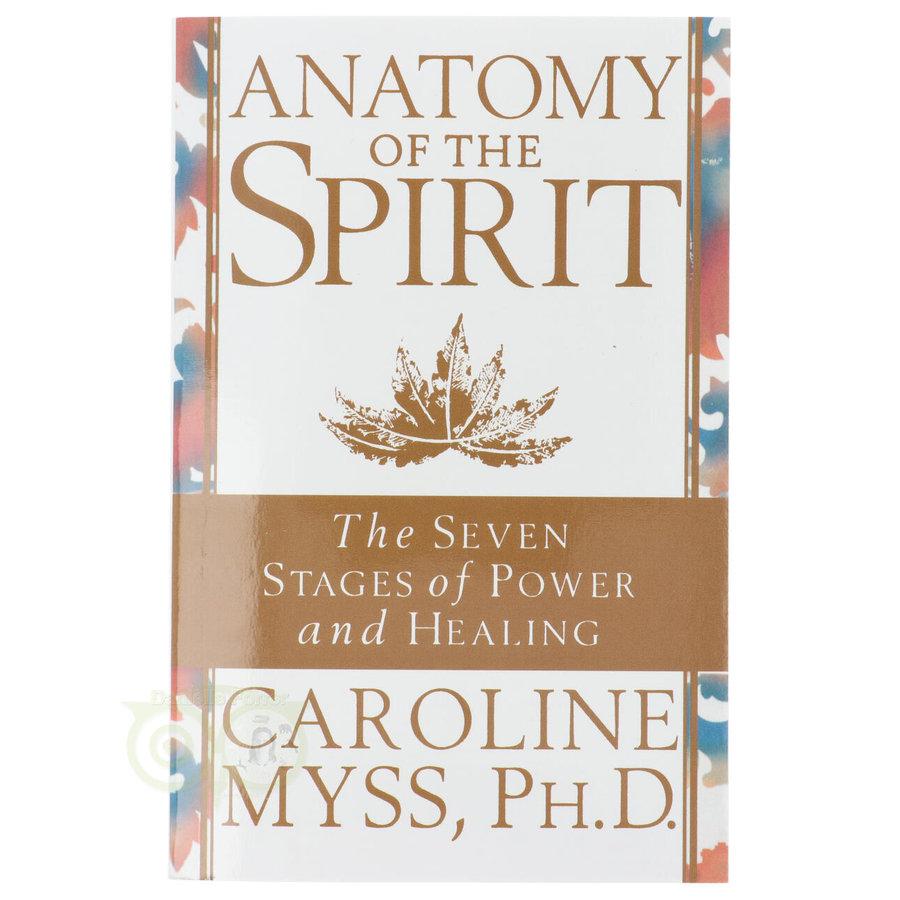 Anatomy of the Spirit – Caroline Myss, Ph.D.-1