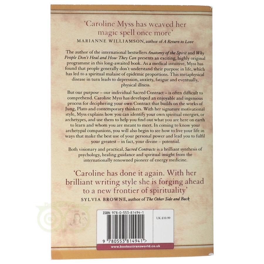 Sacred Contracts - Caroline Myss-2