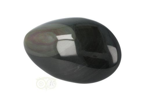 Regenboog Obsidiaan XL handsteen Nr 10