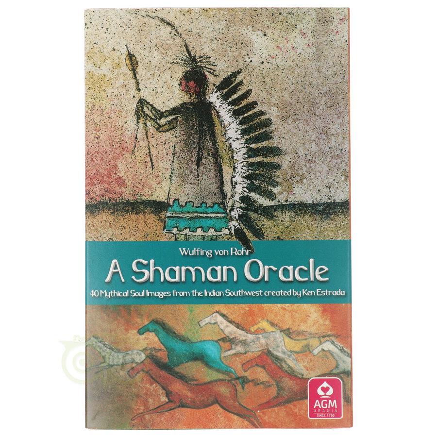 A Shaman oracle – Wulfing von Rohr & Ken Estrada-2