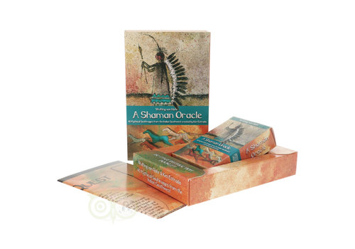 A Shaman oracle – Wulfing von Rohr & Ken Estrada