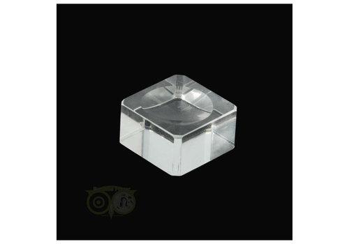 Standaard Voetje glas Ø 3 cm