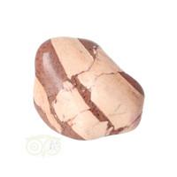 thumb-Jaspis Cappuccino trommelsteen Nr 24 - 24  gram - Zuid Afrika-1