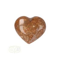 thumb-Oceaan Jaspis hart ± 3 cm Nr 12 - 18 gram-1