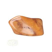 thumb-Gele Jaspis trommelsteen Nr 20 - 16 gram - Zuid Afrika-1
