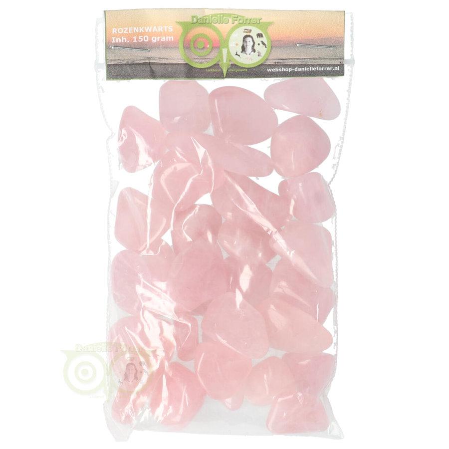 Rozenkwarts edelstenen voordeel 150 gram-1