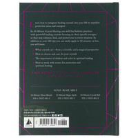 thumb-10-Minute Crystal Healing ( hardcover) - Ann Crane-2